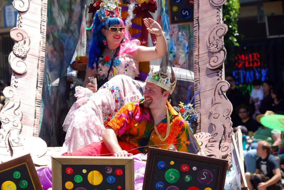 Best time to see Pasadena Doo Dah Parade in Los Angeles