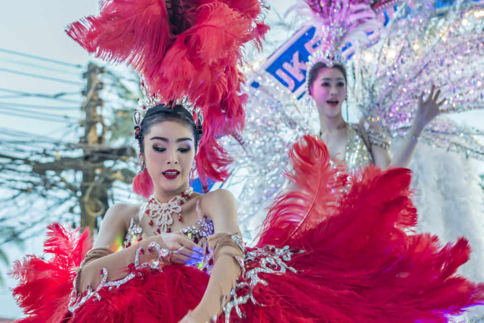 Patong Carnival in Phuket - Best Time
