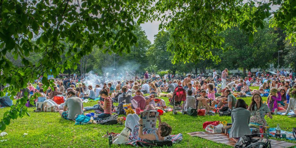 Best time for Midsummer in Sweden