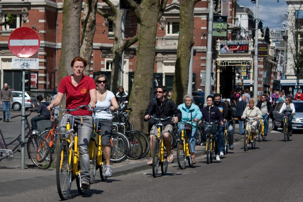 Biking in Amsterdam - Best Season
