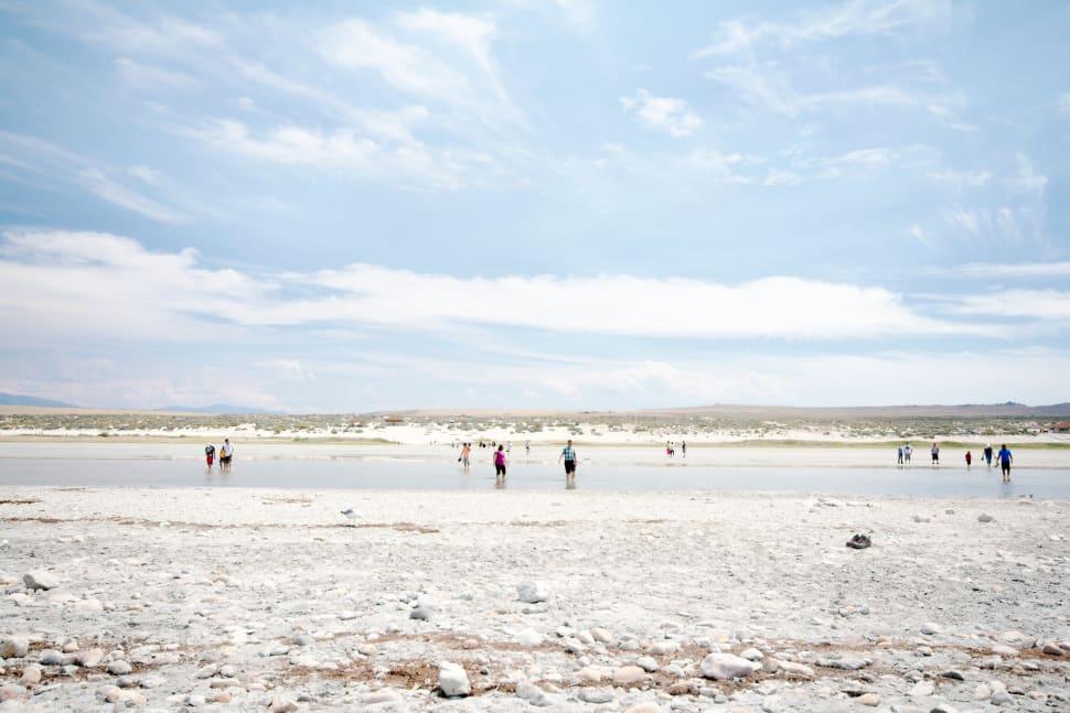The Great Salt Lake in Utah - Best Time