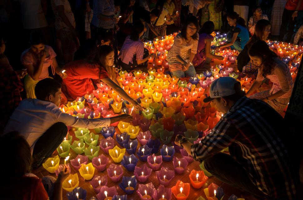 buddhist thanksgiving traditions