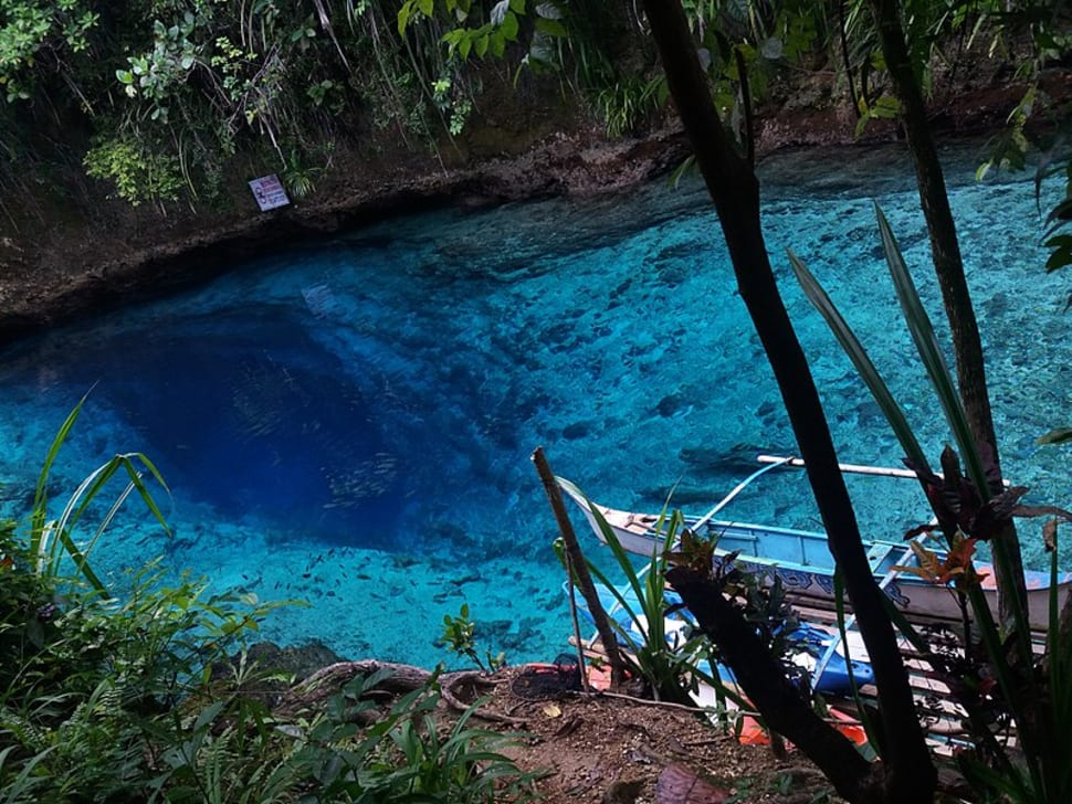 Hinatuan Enchanted River in Philippines - Best Time