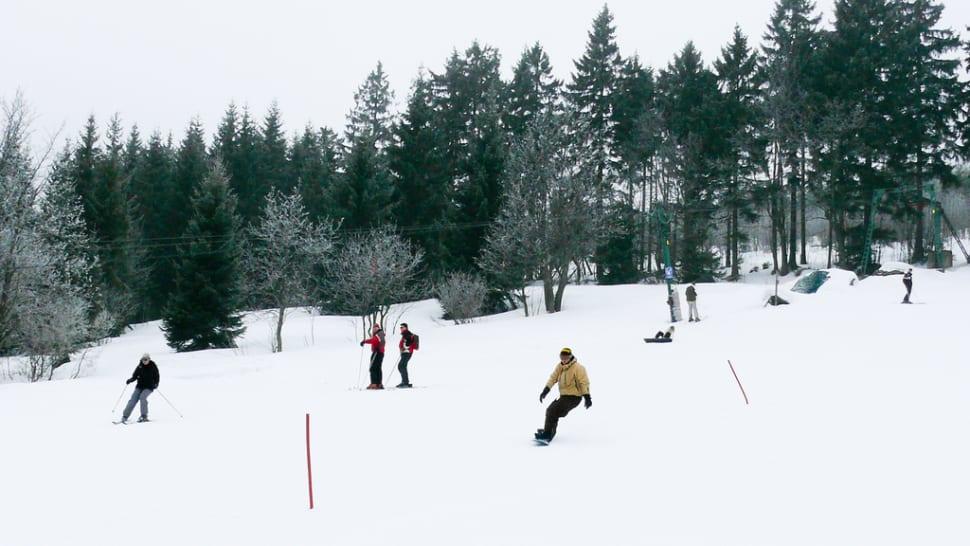 Skiing in Czech Republic - Best Time
