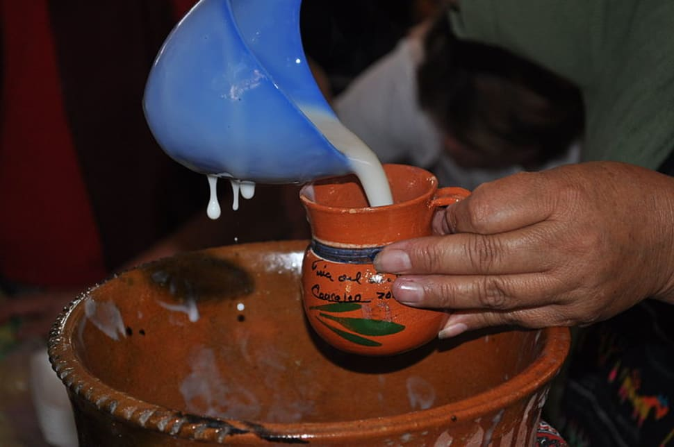 Atole in Mexico - Best Time