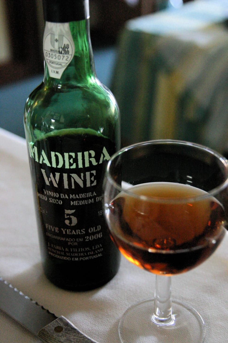 Madeira Wine in Madeira - Best Season