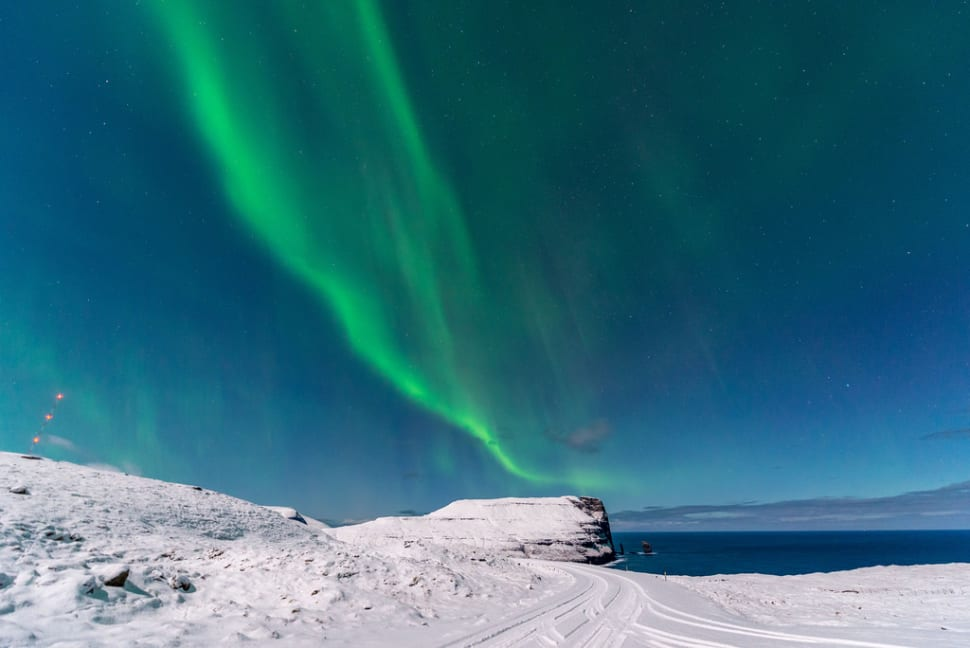 Northern Lights in Faroe Islands - Best Season
