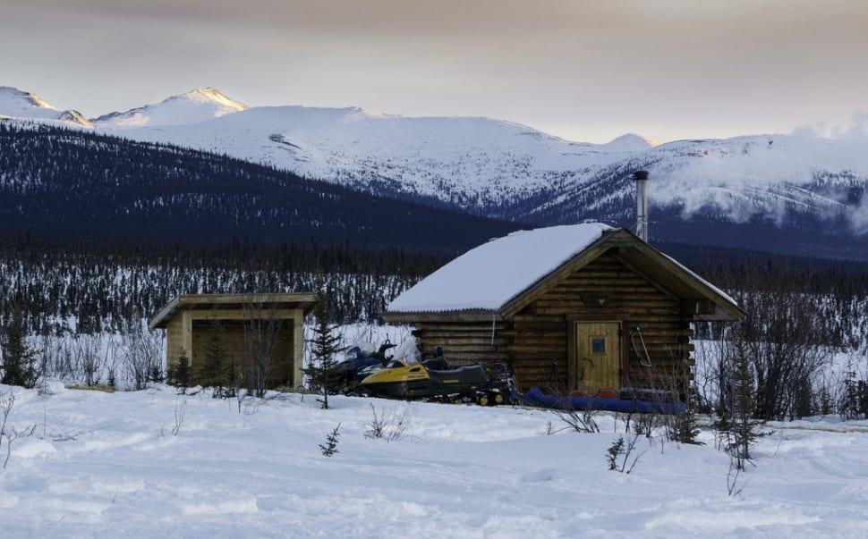 Winter in Alaska - Best Time