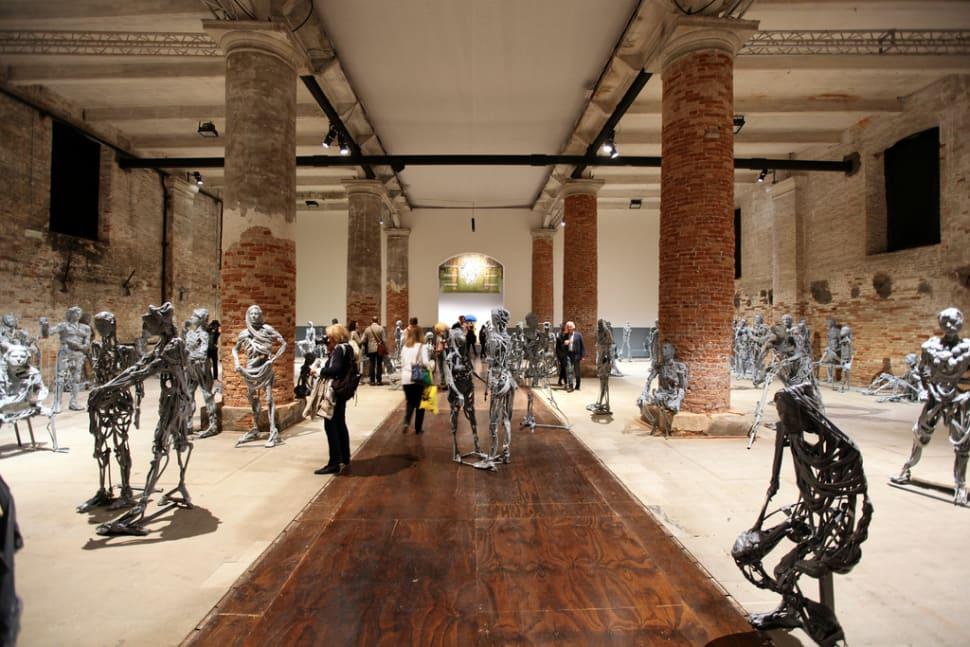 Best time to see La Biennale di Venezia