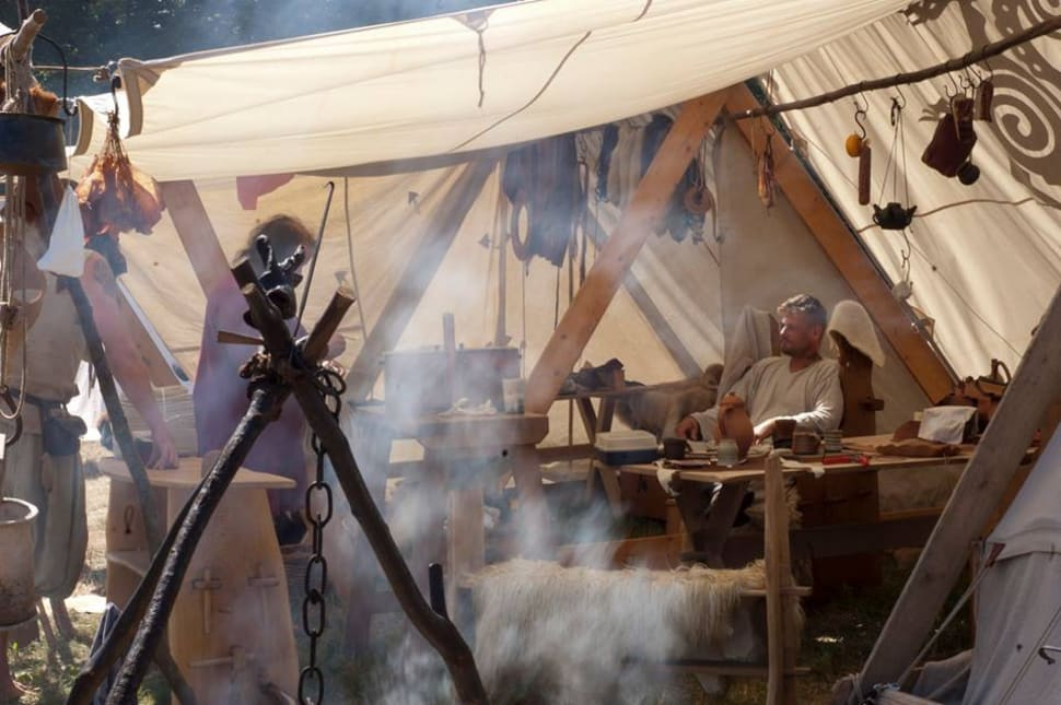 Moesgård Viking Moot in Denmark - Best Season