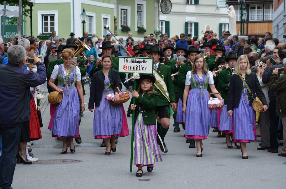 Best time to see The Narzissenfest in Austria