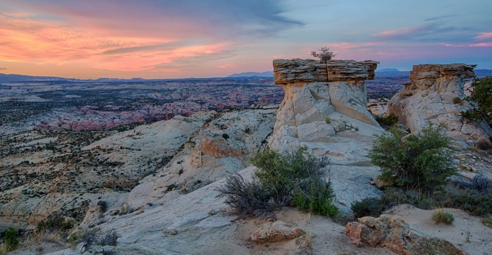 Grand Staircase-Escalante National Monument in Utah - Best Time