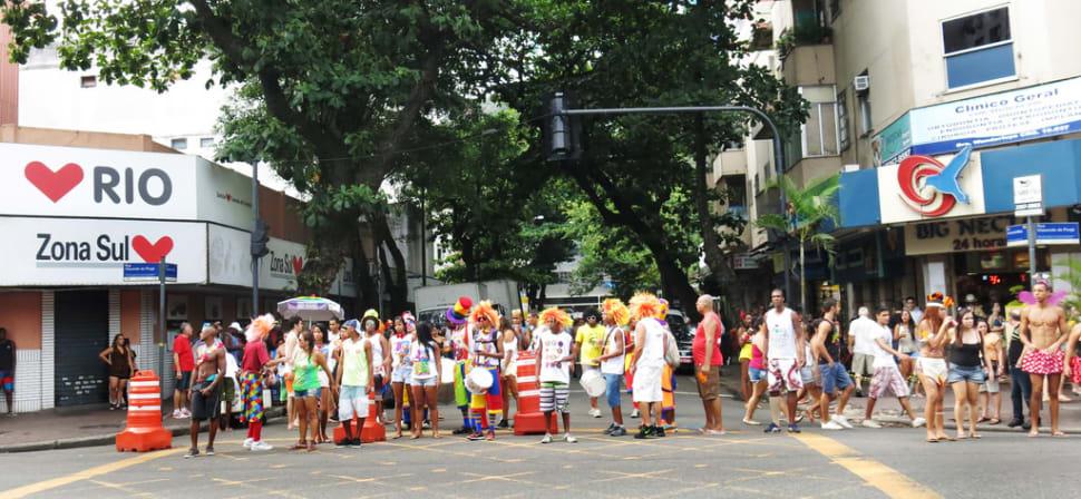 Best time for Blocos in Rio de Janeiro