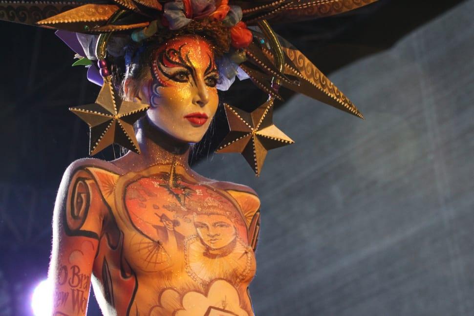 World Bodypainting Festival in Austria - Best Season
