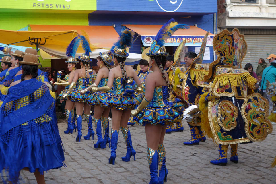 Fiesta de la Cruz in Bolivia - Best Season