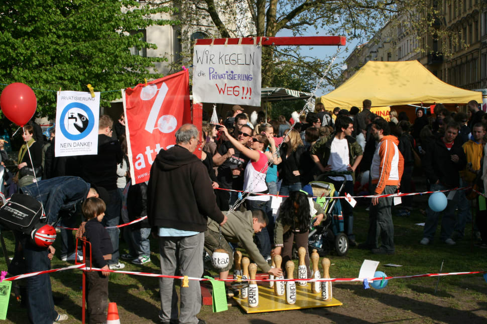 May Day in Berlin - Best Time