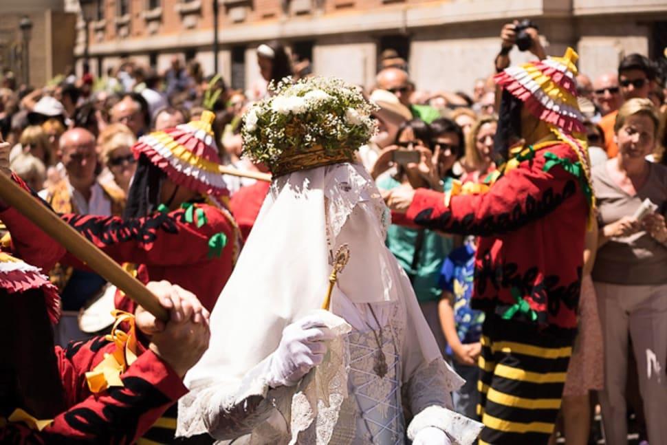 Corpus Christi in Valencia - Best Season