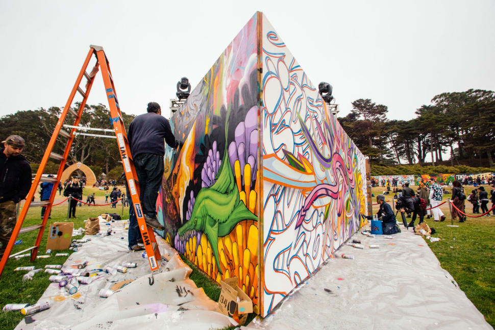 Best time to see Outside Lands Music and Art Festival