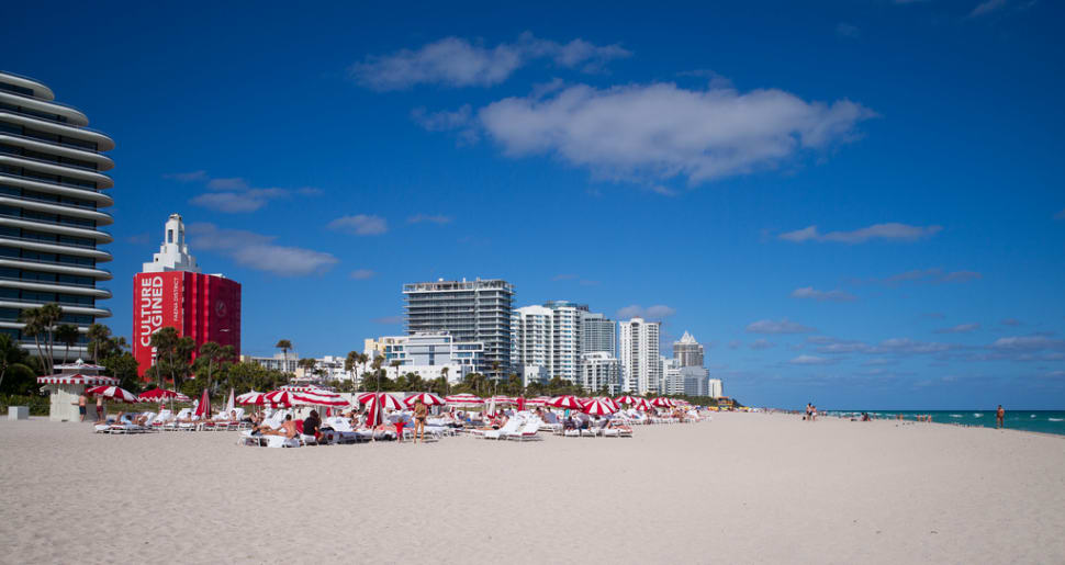 Winter (Dry Season) in Miami - Best Season