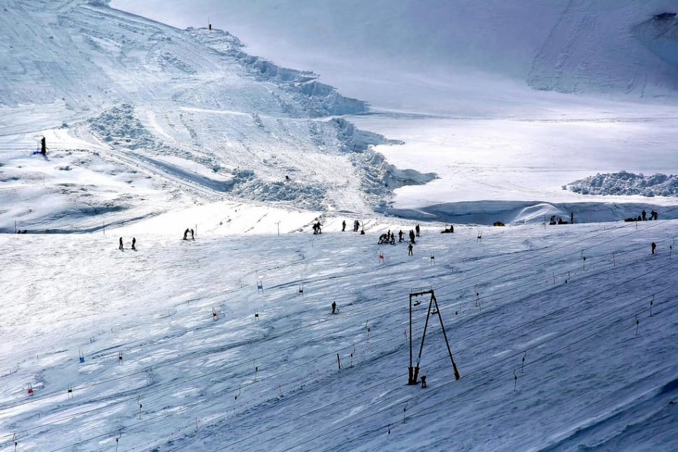 Summer Skiing in Switzerland - Best Season