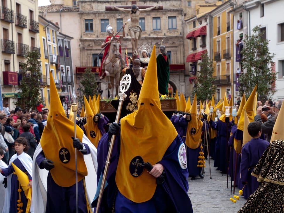 Las Turbas de Cuenca (Camino del Calvario) in Spain - Best Season