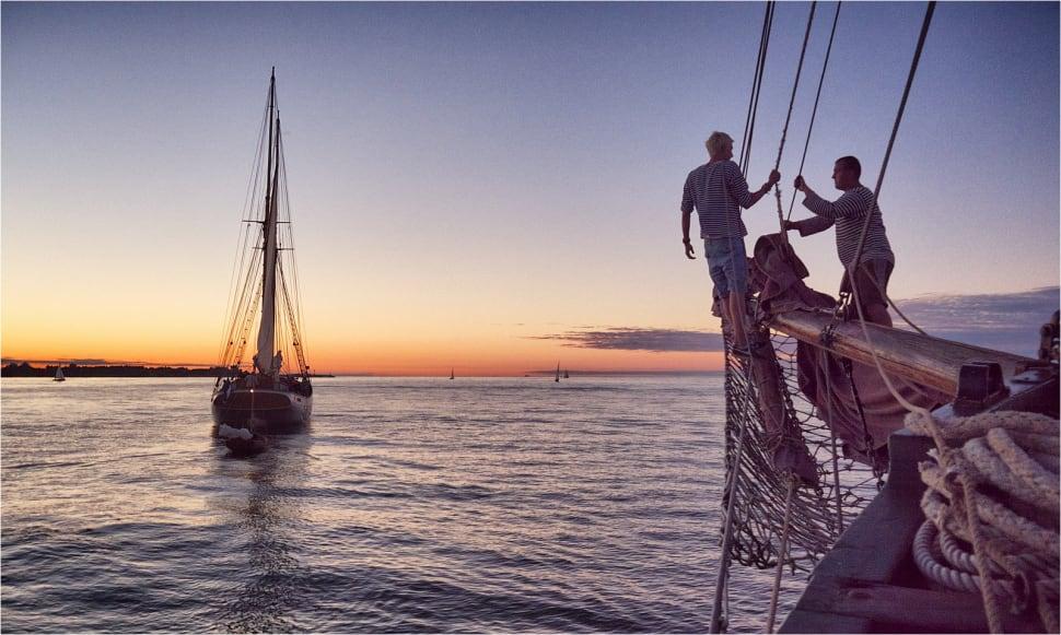 Sailing in Estonia - Best Time