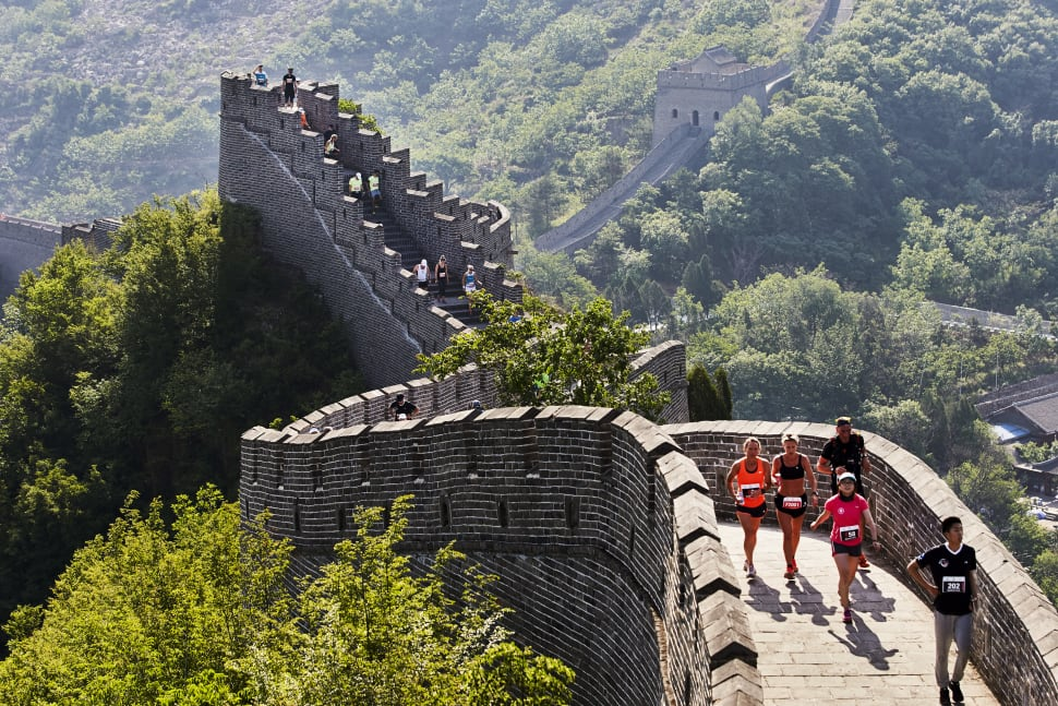 Great Wall Marathon in China - Best Time