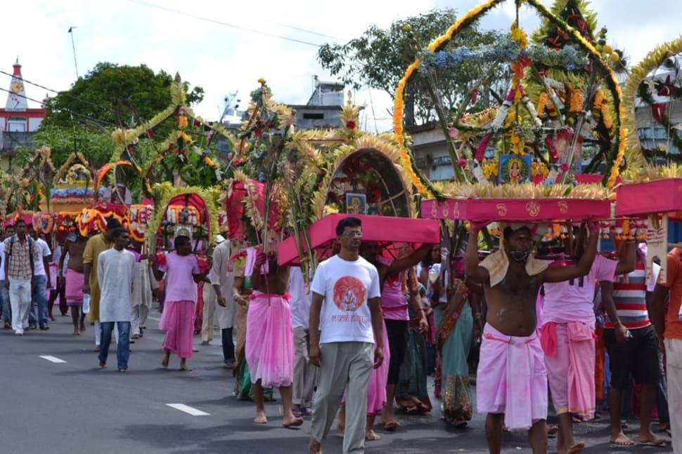 Thaipoosam Cavadee in Mauritius - Best Time