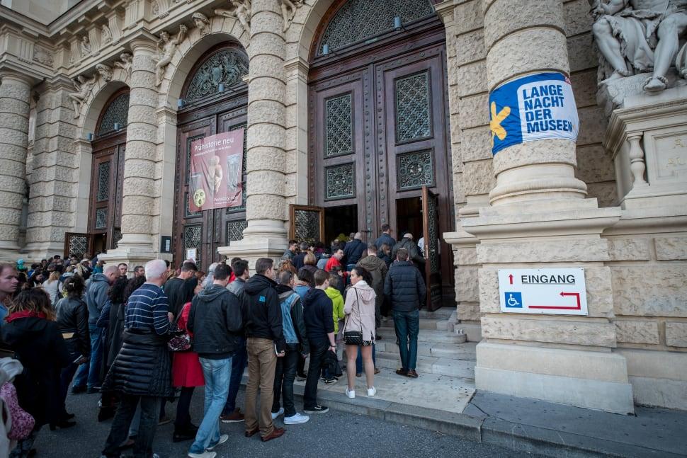 Long Night of Museums in Vienna - Best Season
