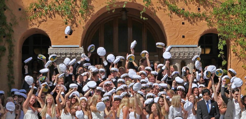 Highschool Graduation in Sweden - Best Season