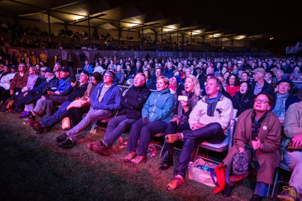 Best time to see Monterey Jazz Festival in California