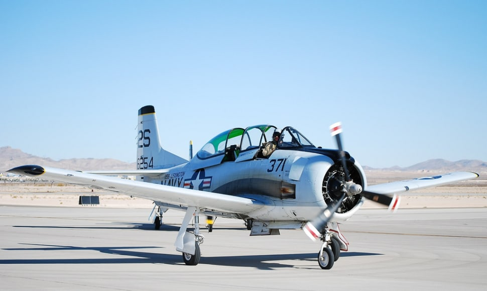 Nellis Aviation Nation Air Show in Las Vegas - Best Season