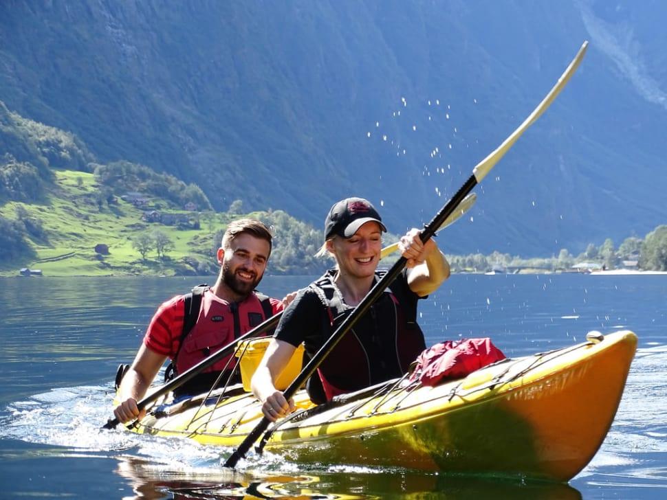 Glacier Lake Kayaking in Norway - Best Season