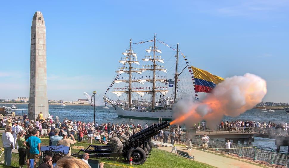 Boston Harborfest in Boston - Best Time