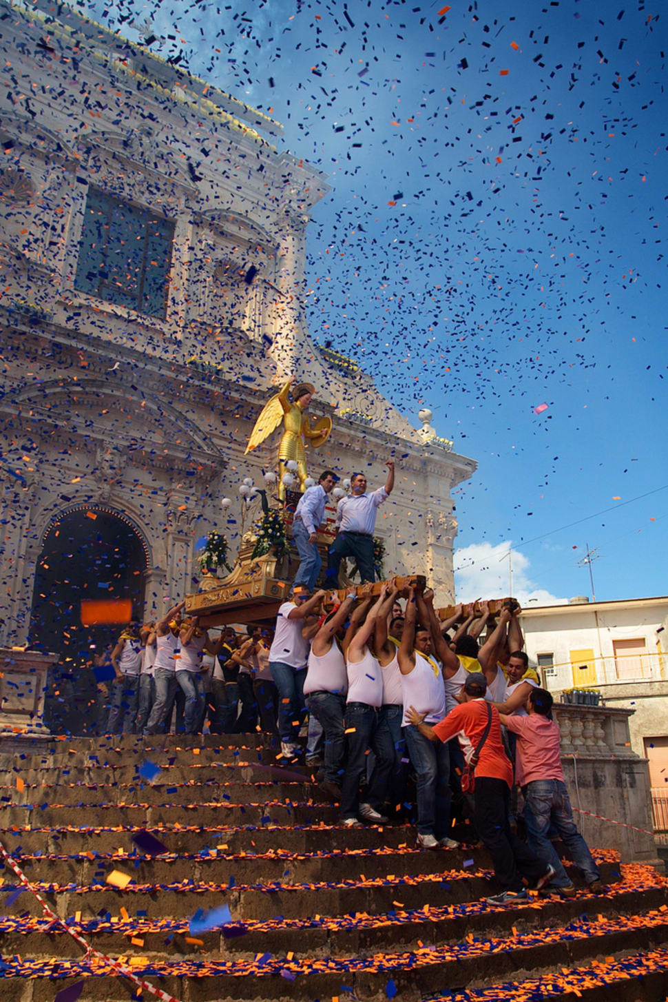 Best time to see The Feast of Archangel Michael in Sicily