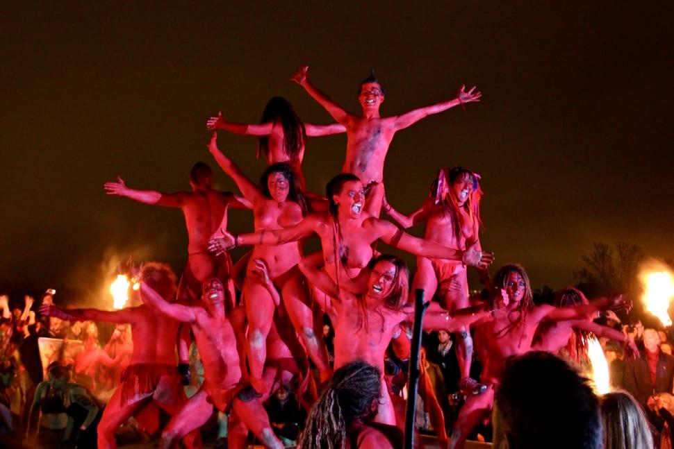 Best time for Beltane Fire Festival in Edinburgh