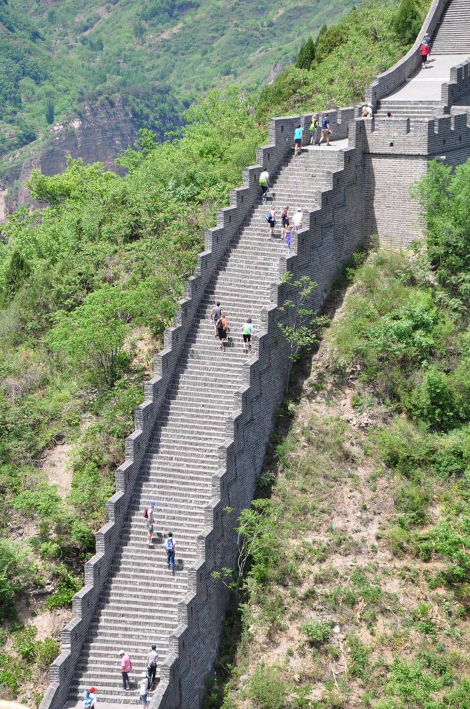 Best time to see Great Wall Marathon in China