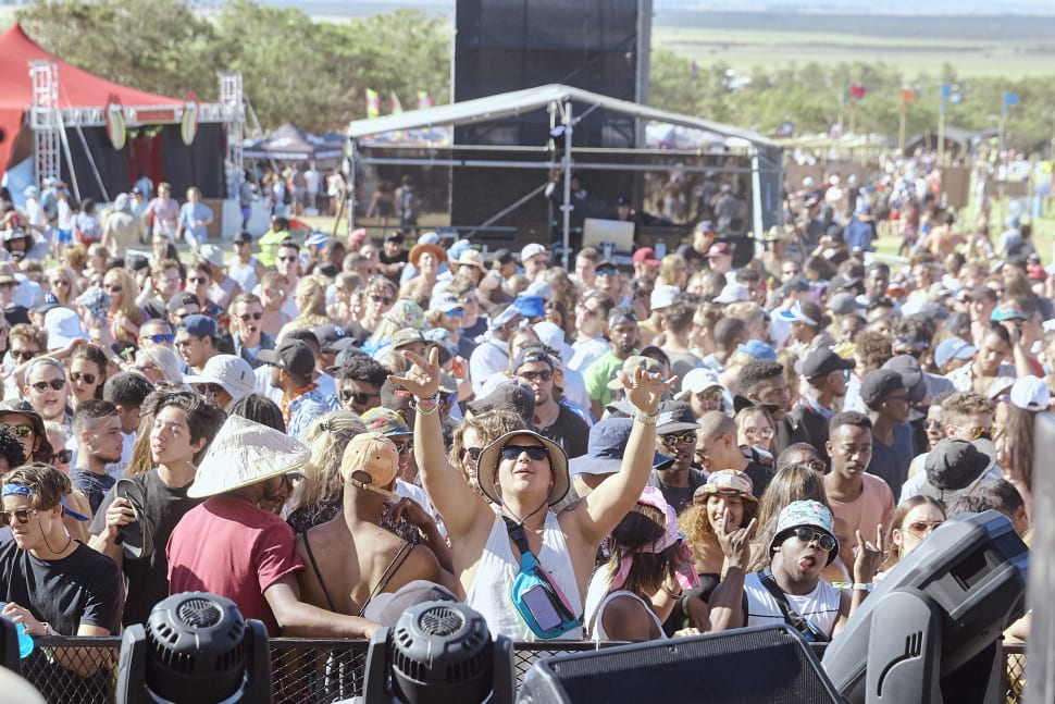 Best time for Rocking the Daisies in South Africa