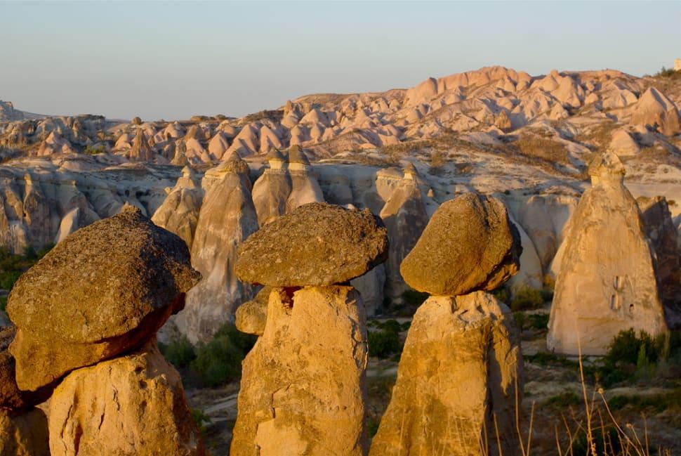 Best time for Fairy Chimneys in Cappadocia