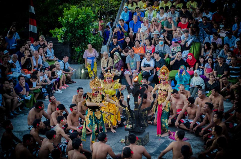 Kecak or Monkey Dance in Bali - Best Season