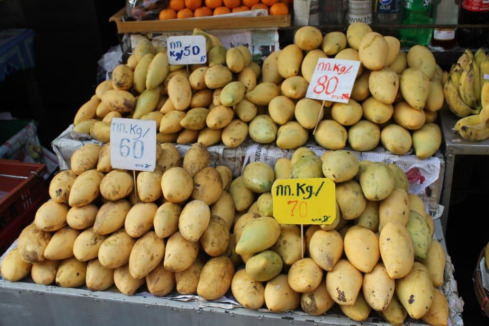 Mango Season in Thailand - Best Time