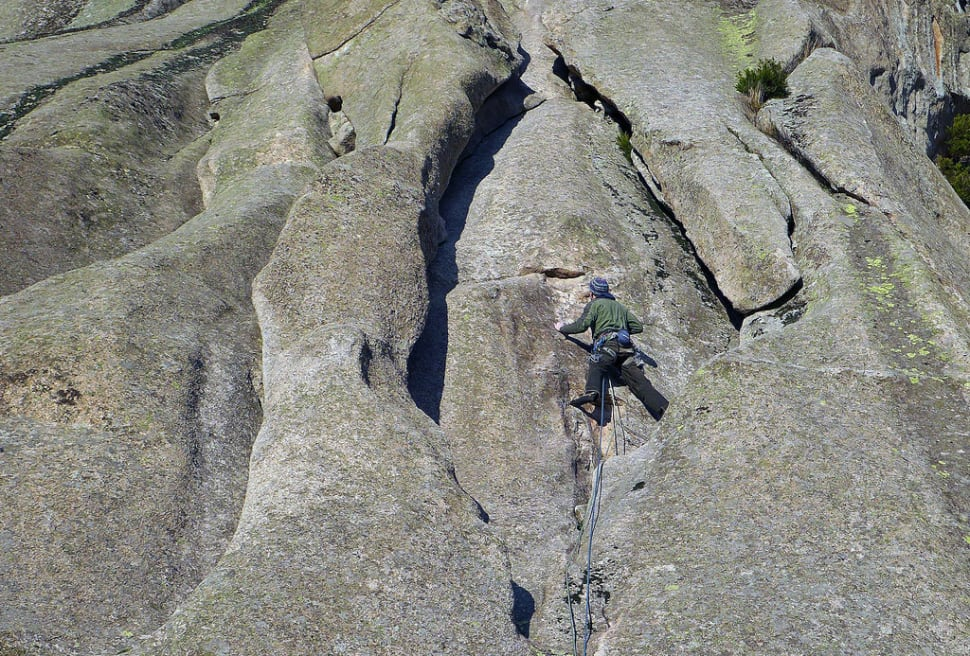Best time for La Pedriza Climbing in Madrid