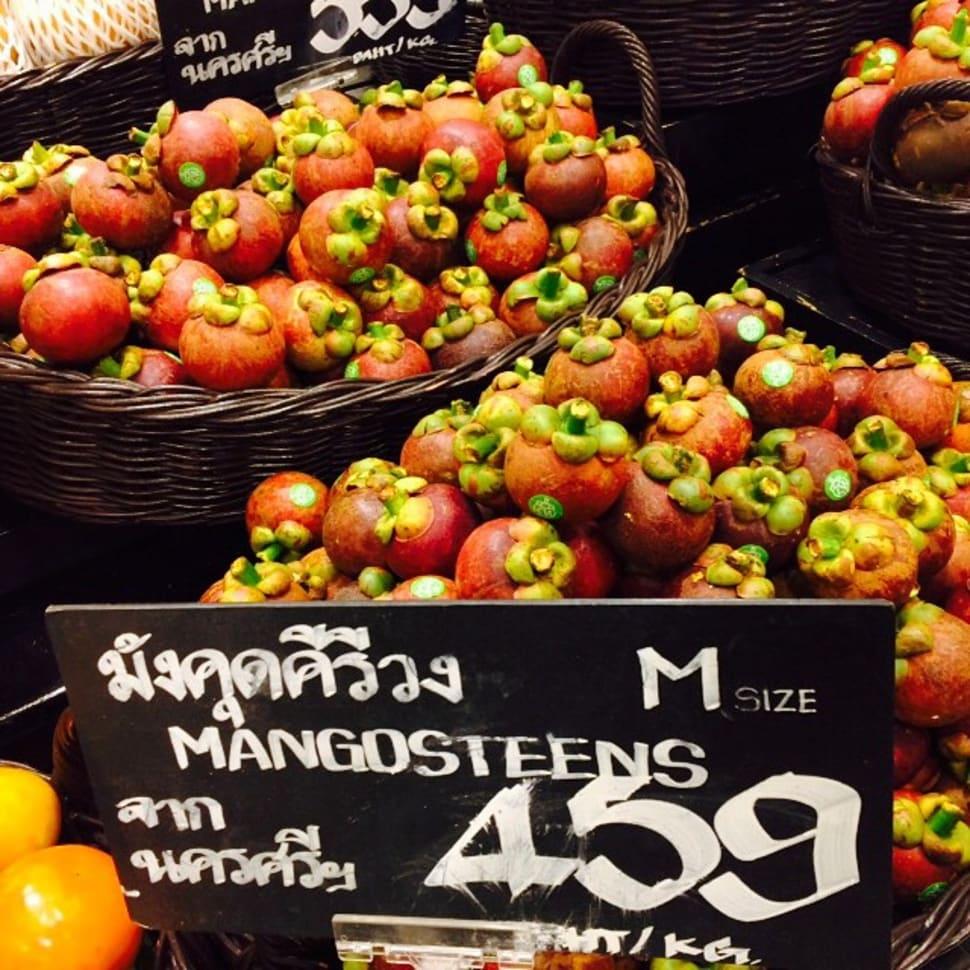 Mangosteen Season in Thailand - Best Season