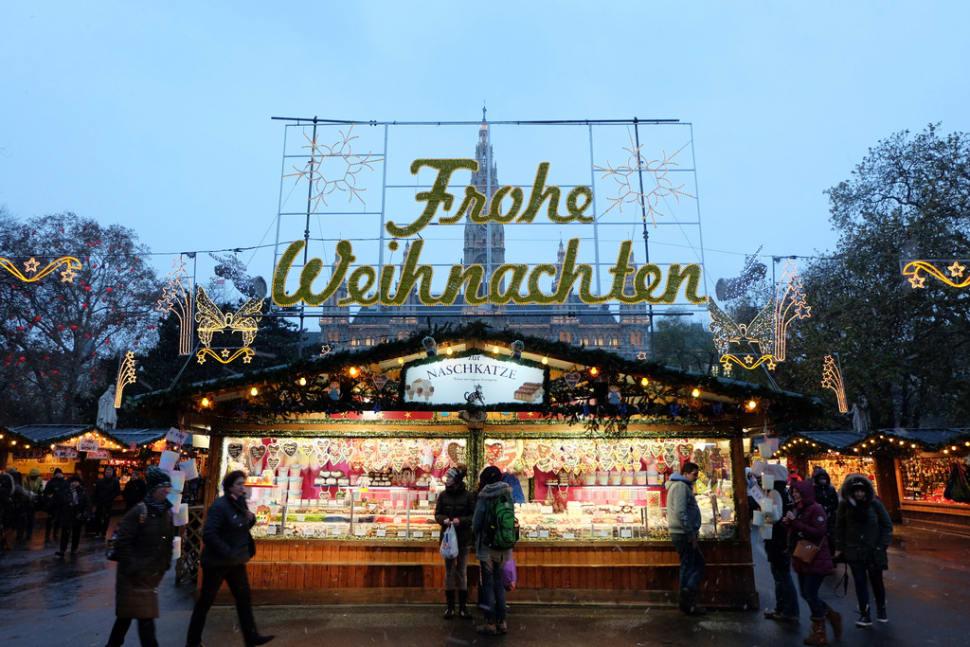 Best time for Christmas Markets (Weihnachtsmärkte) in Vienna