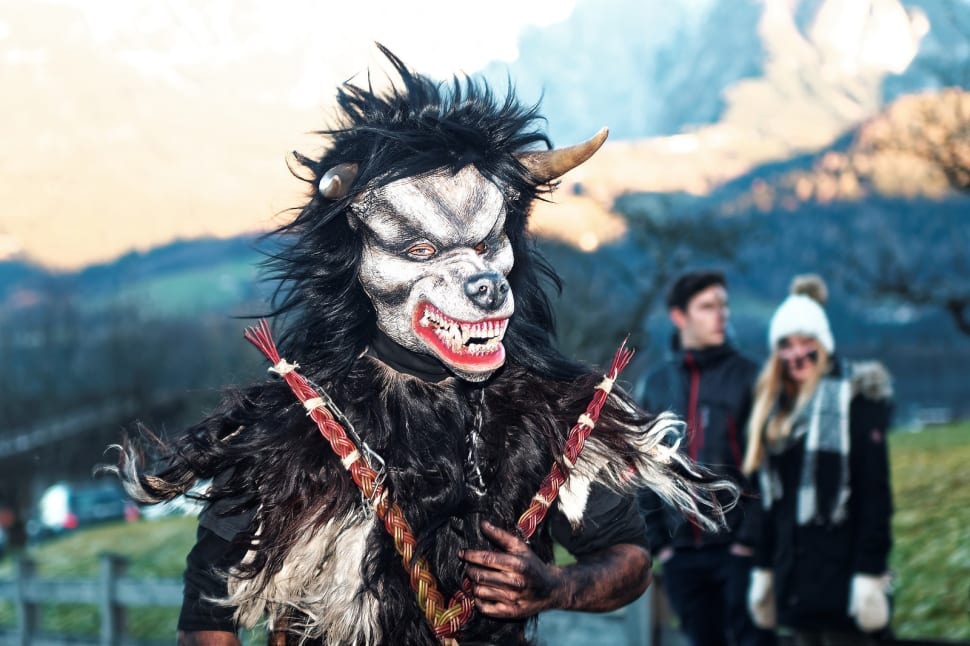 Best time for Krampus Nacht and Krampus Run in Bavaria