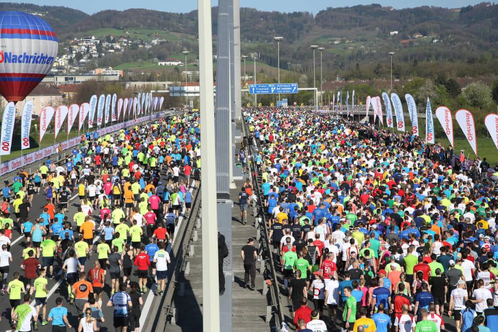 Things to do in Austria : Linz Marathon