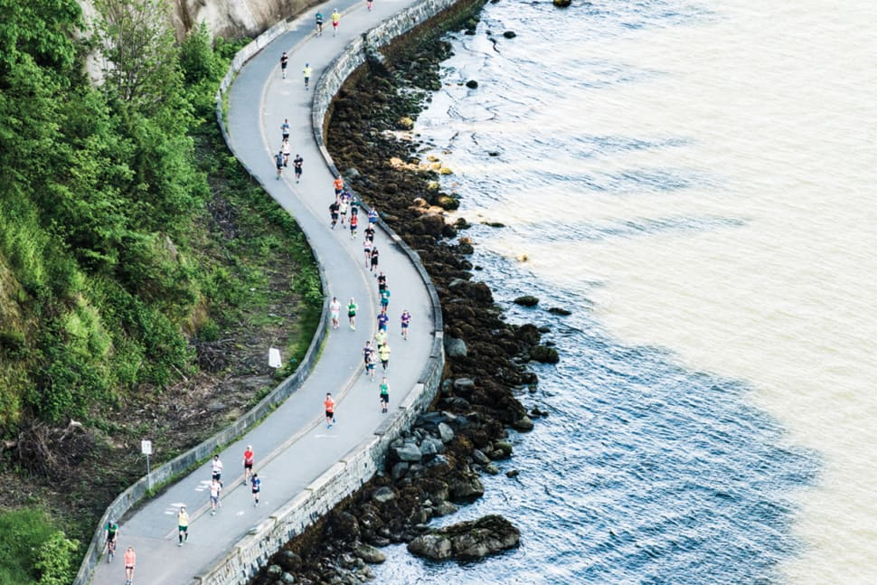 Things to do in Vancouver : Vancouver Marathon