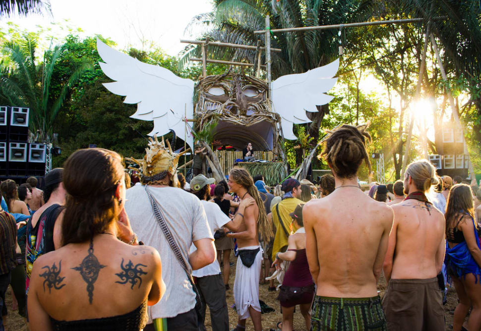 Envision Festival in Costa Rica - Best Time