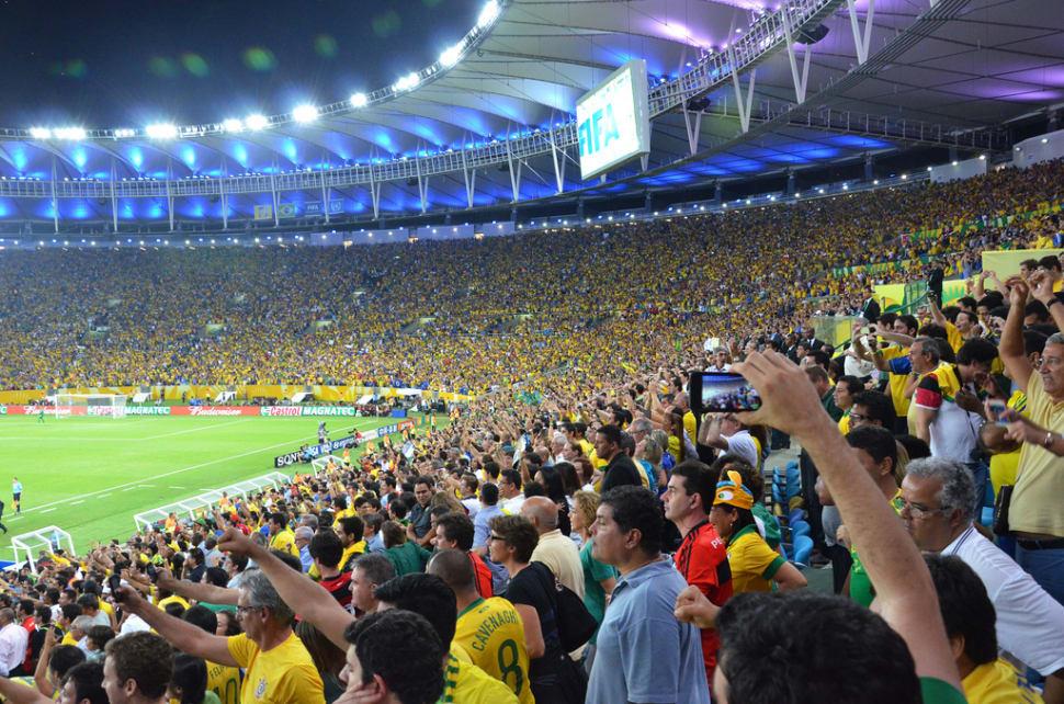 Best time for Football at Maracanã Stadium in Rio de Janeiro