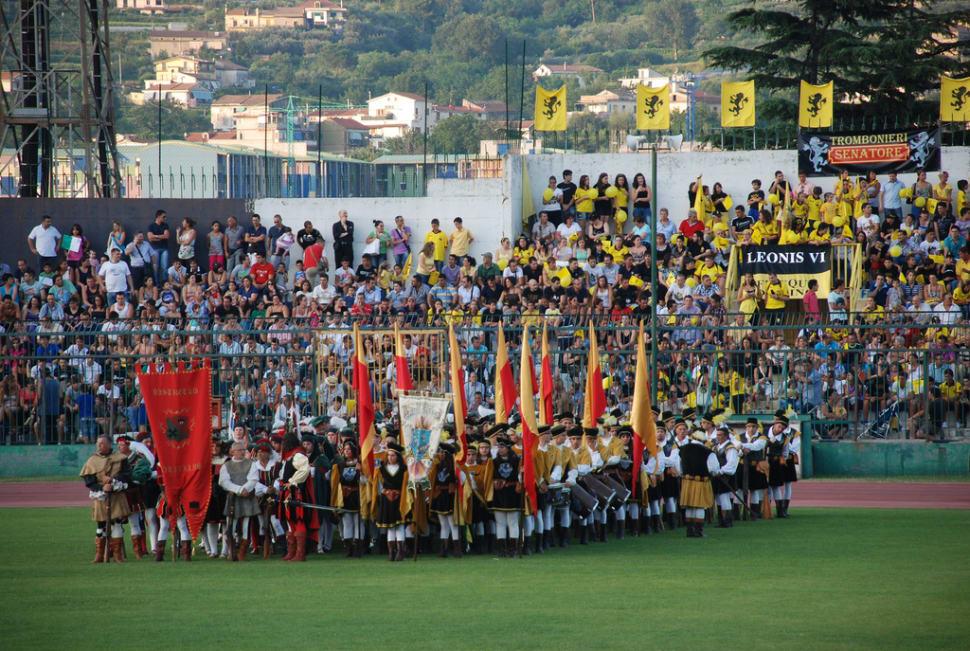 Disfida dei Trombonieri in Amalfi Coast - Best Time